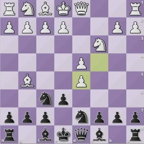 Рокировка в шахматах