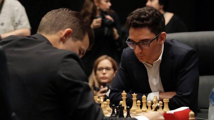 Матч за звание чемпиона мира по шахматам 2021
